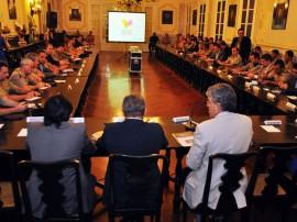 reuniao monitorameto foto francisco frança 3 1 270x202 - Paraíba mantém redução de homicídios no 1º trimestre de 2014