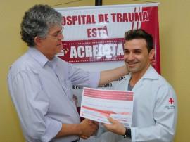 ricardo hospital de trauma recebe acreditacao foto jose marques 11 270x202 - Hospital de Emergência e Trauma recebe certificação inédita no país