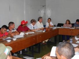 sedh reuniao do mst e emater 2 270x202 - Sedh se reúne com líderes do MST e discute pauta de melhorias sociais