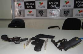 seds pm e pc prende acusados de matar 19 pessoas em santa rita 2 270x178 - Operação integrada das Polícias Civil e Militar prende acusados de 19 homicídios em Santa Rita