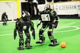 06.05.14 robocup 270x179 - Paraíba é o segundo Estado com maior participação de equipes na RoboCup 2014