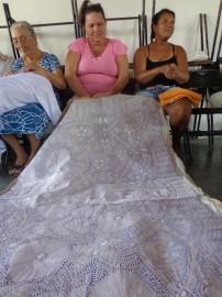 22.05.14 fida visita projetos procase 4 202x270 - Rendeiras da Paraíba são beneficiadas com investimentos do Procase