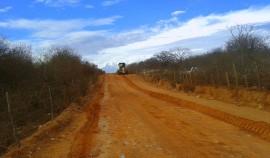 CACIMBAS PMC1 270x158 - Governo do Estado autoriza estrada que vai tirar Cacimbas do isolamento asfáltico