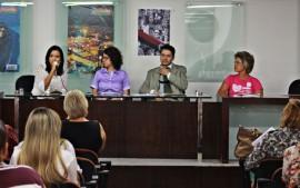 FOTO Ricardo Puppe 1 270x169 - Médicos e enfermeiros do Estado discutem prevenção do câncer de mama