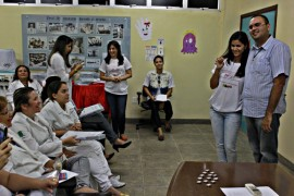 FOTO Ricardo Puppe Clementino 270x180 - Semana de Controle de Infecção Hospitalar é aberta no Complexo Clementino Fraga