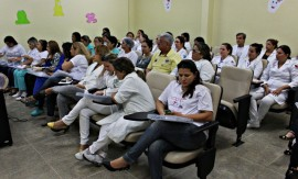 FOTO Ricardo Puppe Clementino Fraga 1 270x163 - Semana de Controle de Infecção Hospitalar é aberta no Complexo Clementino Fraga