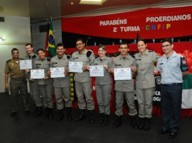 Formatura PROERD Foto Wagner Varela 3 270x202 - Polícia forma mais 37 novos instrutores para programa de prevenção às drogas