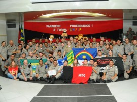 Formatura PROERD Foto Wagner Varela 4 270x202 - Polícia forma mais 37 novos instrutores para programa de prevenção às drogas