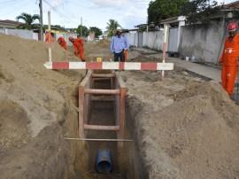 Implantaçao de subadutoras1 Foto Waldeir Cabral 270x202 - Investimentos de R$ 326 milhões vão garantir segurança hídrica na Capital