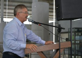 João Vicente fala de Canal das Vertentes e Transposição 270x191 - Comitê da bacia hidrográfica do Rio Paraíba empossa integrantes e elege nova diretoria