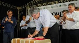 ORDEM DE SERVIÇO DO VIADUTO DO GEISEL 4 270x149 - Governo do Estado autoriza início das obras do viaduto do Geisel