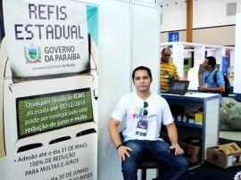 REFIS é divulgado na Feira do Empreendedor 1 270x202 - Refis é divulgado na Feira do Empreendedor
