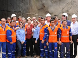SÃO JOSE DE PIRANHAS VISITA PRESIDENTE foto jose marques 4 270x202 - Dilma atende pleito do Estado e garante 3ª entrada do São Francisco na PB