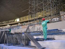 almeidao obras foto francisc o frança 2512 270x202 - Governo do Estado inspeciona obras do Centro de Convenções e Almeidão
