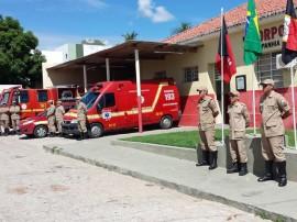 bombeiros um ano de atuacao em pombal 5 270x202 - Corpo de Bombeiros em Pombal comemora um ano de implantação