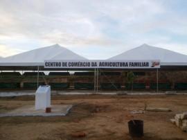 cooperar assentados inauguram centro de comercio da agricultura familiar 2 270x202 - Governo do Estado entrega Centro de Comercialização para assentados de Sobrado