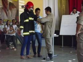 corpo de bombeiro na escola em pombal 2 270x202 - Corpo de Bombeiros realiza capacitação em escola de Pombal