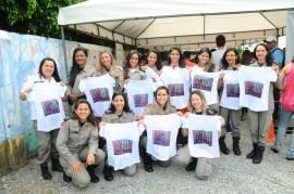 fios 2 270x179 - Mulheres da PM doam cabelos para campanha 'Fios de Alegria'