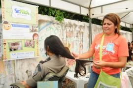 fios 4 270x179 - Mulheres da PM doam cabelos para campanha 'Fios de Alegria'