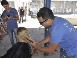 seap presidio feminino doacao de cabelo foto secom 16 270x202 - Reeducandas doam cabelos para pacientes com câncer do Hospital Napoleão Laureano