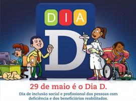 sedh dia D de inclusao profissional para pessoas com deficiencia copy1 270x202 - Governo e parceiros realizam Dia D de Inclusão para pessoas com deficiência