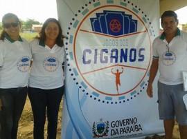 sejel jogos ciganos 2 270x202 - I Jogos dos Ciganos da Paraíba são abertos na cidade de Sousa