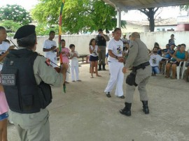 ups no renascer promove escolinha de capoeira em cabedelo 2 270x202 - UPS promove escolinha de capoeira para adolescentes em Cabedelo
