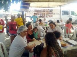 11.06.14 assentamento caaporam 1 270x202 - Governo leva ações de saúde para assentamento em Caaporã
