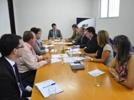 29.05.14 reuniao agencia de regulação fotos antonio david 21 270x202 - Diretoria da ARPB discute parceria com gestores da Aneel