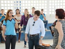 Assembleia do orcamento democratico escolar na escola horacio de almeida 1 270x202 - Assembleia geral do Orçamento Democrático Escolar acontece na Escola Horácio de Almeida
