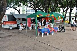 Hemocentro FOTO Ricardo Puppe 4 270x180 - Hemocentro e ONGs mobilizam população na Capital por doação de sangue