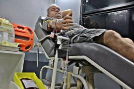 Hemocentro FOTO Ricardo Puppe 51 270x180 - Hemocentro e ONGs mobilizam população na Capital por doação de sangue