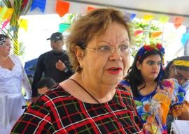 "Janete Rodrigues portal 270x192 - Projeto ""Acesso Cidadão"" promove arraial junino no Cabo Branco"