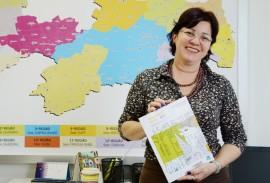 Marcia Lucena Avaliando IDEPB 270x183 - Governo do Estado entrega kits do Sistema de Avaliação da Educação da Paraíba
