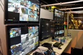 Segurança Pq do Povo 2 270x179 - Em Campina: Governo inaugura Núcleo de Segurança no Parque do Povo