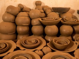 artesanato ceramica copa do mundo 3 270x202 - Artesanato paraibano pode ser adquirido em cidades sedes da Copa