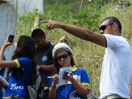 cdrm novos alunoa curso de mineracao 4 270x202 - Escola estadual de Santa Luzia realiza aula de campo na Mina Escola