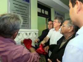 delegacia de santa rita foto francisco frança 3 270x202 - Governo do Estado inaugura Delegacia de Polícia em Santa Rita