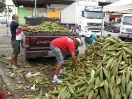 empasa recebe milho 11 270x202 - Empasa isenta taxa de entrada e milho já começa a chegar nos entrepostos