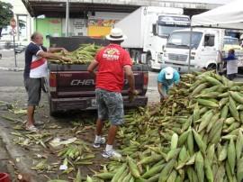 empasa recebe milho 2 270x202 - Empasa isenta taxa de entrada e milho já começa a chegar nos entrepostos
