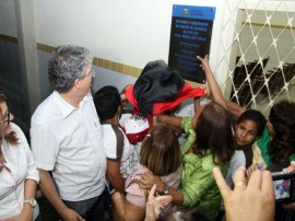 escola maria jacy costa foto francisco frança 5 270x202 - Governo do Estado entrega reforma e ampliação de escola em Mangabeira