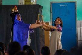 espetáculo faz de conta2 foto thercles silva 270x180 - Dança, música e cultura popular encerram Semana José Lins do Rego