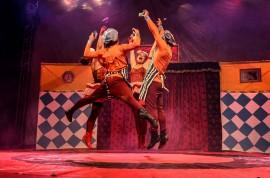 funesc leva a zabele espetaculo circense circo arlequim 2 270x178 - Teatro da Paraíba em Movimento leva espetáculo circense a Zabelê