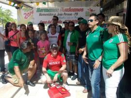 mexicanos2 270x202 - Mexicanos escolhem João Pessoa como base para ver jogos da seleção