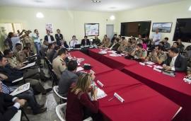 reunião monitoramento2 rafael vasconcelos 270x171 - Paraíba mantém redução nos números de assassinatos