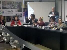 sedh sec cida participa de reuniao nacional em brasilia sobre assistencia social e politica da mulher 21 270x202 - Cida Ramos participa de reunião nacional sobre Assistência Social e Política para mulheres