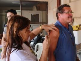 ses promove acoes de saude no palacio FOTO Ricardo Puppe 1 270x202 - SES leva ações de saúde ao Palácio do Governo