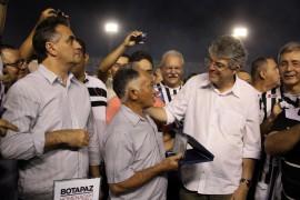 almeidao foto francisco frança 15 270x180 - Governo entrega Almeidão e inaugura equipamentos do complexo esportivo