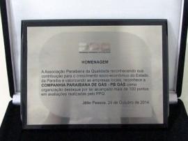 pbgas recebe premio paraibano de qualidade 270x202 - PBGás é homenageada em evento do Programa Paraibano da Qualidade