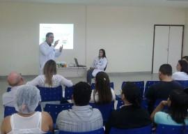 11.11.14 TREINAMENTO HOSPITAL MAMANGUAPE 1 270x192 - Hospital Geral de Mamanguape faz palestra sobre infecção hospitalar